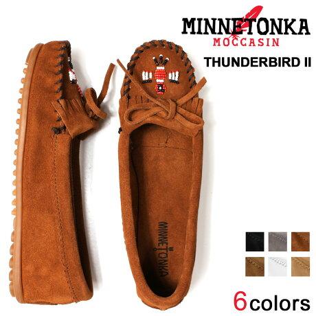 ミネトンカ MINNETONKA モカシン サンダーバード 2 正規品 THUNDERBIRD II レディース [予約商品 10/18頃入荷予定 追加入荷]