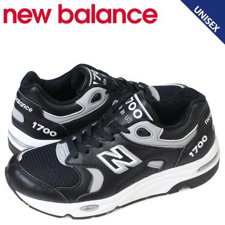 ニューバランス 1700 メンズ レディース new balance スニーカー M1700CAA Dワイズ MADE IN USA 靴 ブラック [予約商品 3/9頃入荷予定 再入荷]