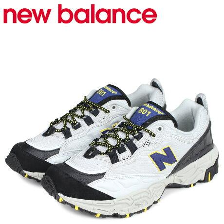 ニューバランス new balance 801 スニーカー メンズ Dワイズ グレー M801AT