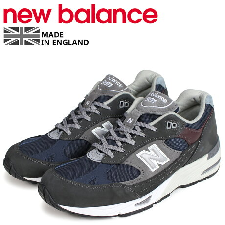 ニューバランス 991 メンズ new balance スニーカー M991GNN MADE IN UK Dワイズ グレー [予約商品 9/15頃入荷予定 新入荷]