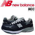 [最大2000円OFFクーポン] new balance ニューバランス 993 スニーカー MADE IN USA MR993BK 3ワイズ メンズ 靴 ブラック