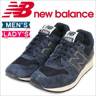 新平衡996男子的女子的new balance運動鞋MRL996HB D懷斯鞋深藍[預訂商品2/24左右打算進貨新入貨物]