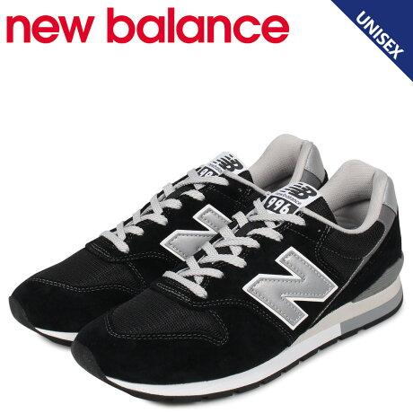 ニューバランス new balance 996 スニーカー メンズ レディース Dワイズ ブラック 黒 CM996BP [8/21 新入荷]