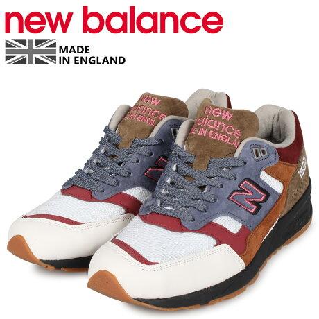 ニューバランス new balance 1530 スニーカー メンズ Dワイズ MADE IN UK ブラウン M1530WBB [予約商品 10/18頃入荷予定 追加入荷]