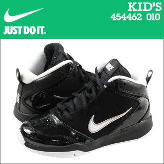 耐吉NIKE運動鞋小孩TEAM HUSTLE D 5 PS 454462-010鞋黑色[9000雙]