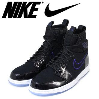 耐吉NIKE空氣喬丹人運動鞋AIR JORDAN 1 HIGH ULTRA SPACE JAM 844700-002鞋黑色