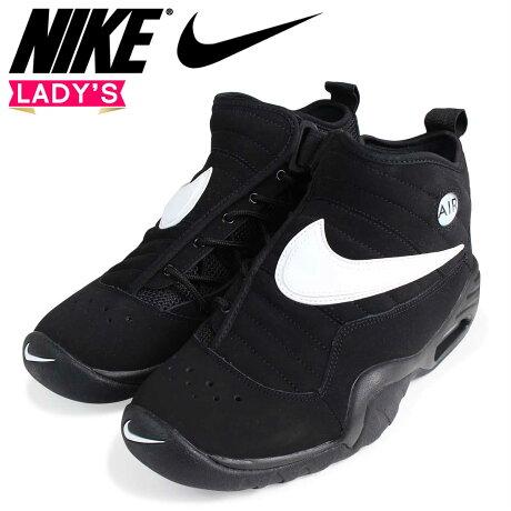 ナイキ NIKE エアシェイク レディース スニーカー AIR SHAKE NDESTRUKT GS AA2888-001 靴 ブラック [5/18 再入荷]
