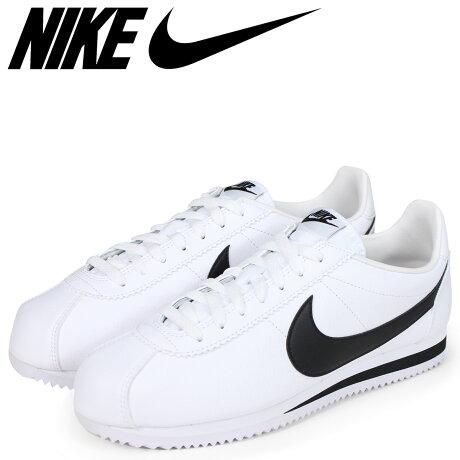 ナイキ NIKE コルテッツ スニーカー CLASSIC CORTEZ LEATHER 749571-100 メンズ 靴 ホワイト [予約商品 6/29頃入荷予定 追加入荷]