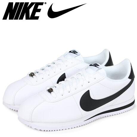 ナイキ NIKE コルテッツ スニーカー CORTEZ BASIC LEATHER 819719-100 メンズ 靴 ホワイト [予約商品 7/6頃入荷予定 追加入荷]
