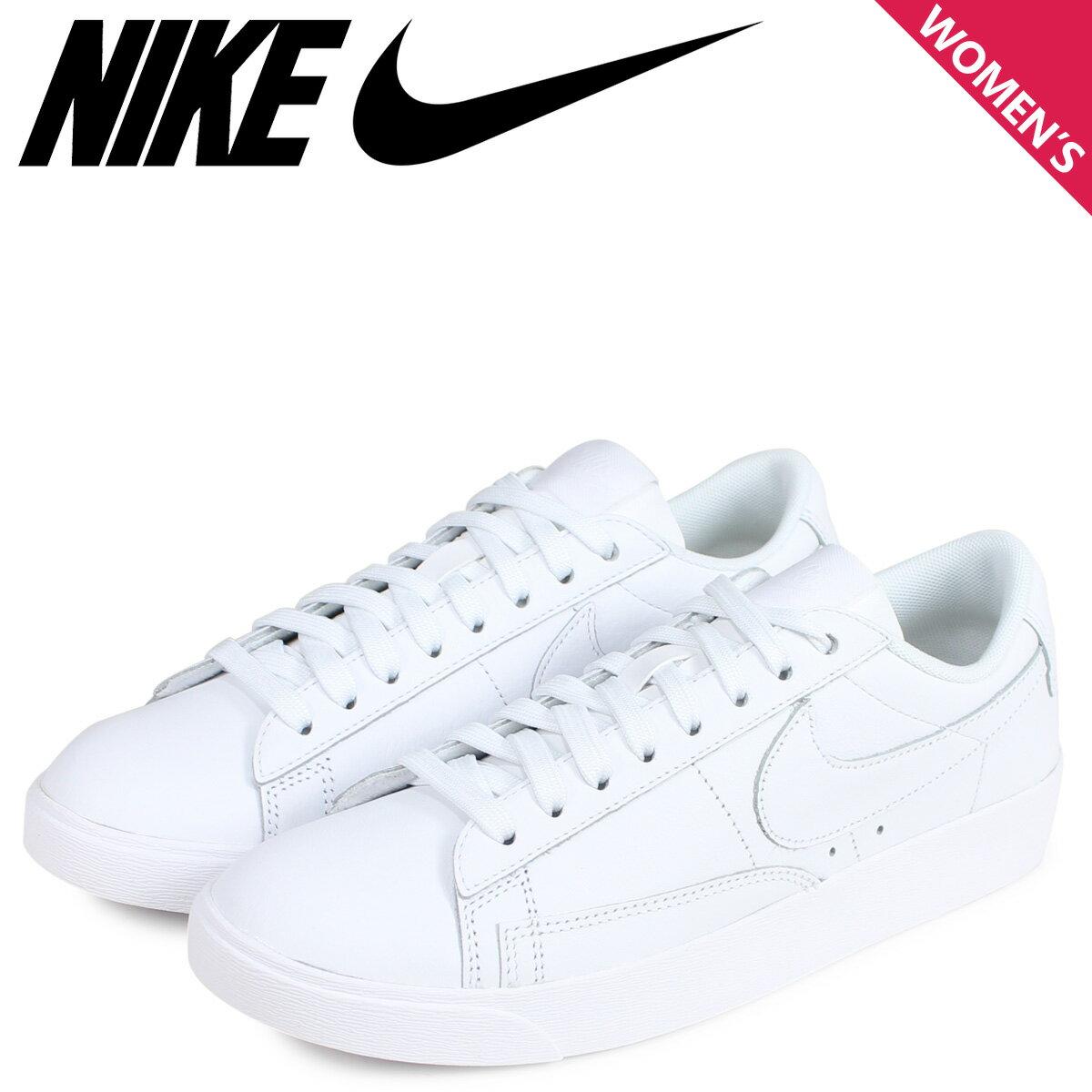 レディース靴, スニーカー 2000OFF NIKE WMNS BLAZER LOW LEATHER AV9370-111 930