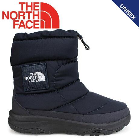 THE NORTH FACE ノースフェイス ヌプシブーティ ブーツ メンズ レディース NUPTSE BOOTIE WP IV LOGO ダークネイビー NF51876 [11/16 新入荷]
