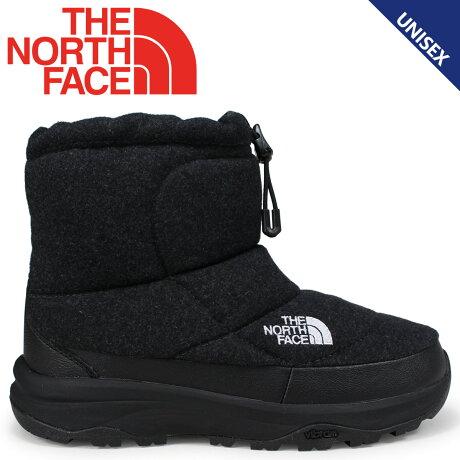 THE NORTH FACE NUPTSE BOOTIE WOOL IV SHORT ノースフェイス ヌブシブーティ ブーツ メンズ レディース チャコール NF51879 [9/21 新入荷] [1810]