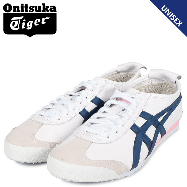 OnitsukaTigerオニツカタイガーメキシコ66スニーカーメンズレディースMEXICO66ホワイト白1182A078-10