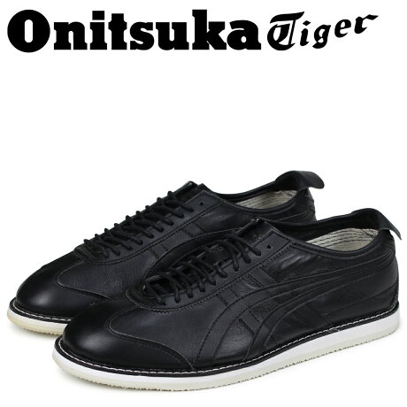 オニツカタイガー メキシコ 66 Onitsuka Tiger MEXICO 66 DRESS メンズ スニーカー D1E0L-9090 ブラック [6/16 新入荷]