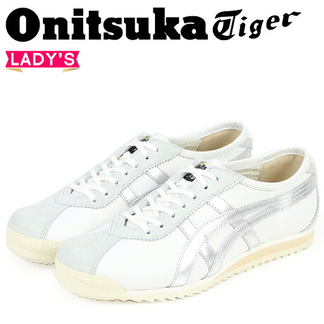 オニツカタイガー リンバー 66 プレステージ Onitsuka Tiger LIMBER 66 PRESTIGE レディース スニーカー OT6000-0196 ホワイト [予約商品 3/3頃入荷予定 新入荷]
