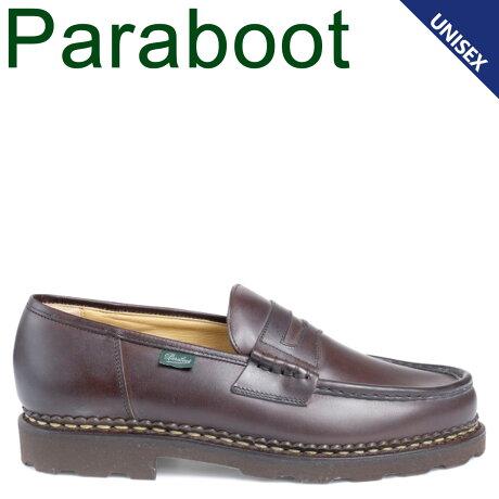 パラブーツ PARABOOT ランス シューズ ローファー メンズ レディース REIMS ブラウン 099413 [8/9 追加入荷]