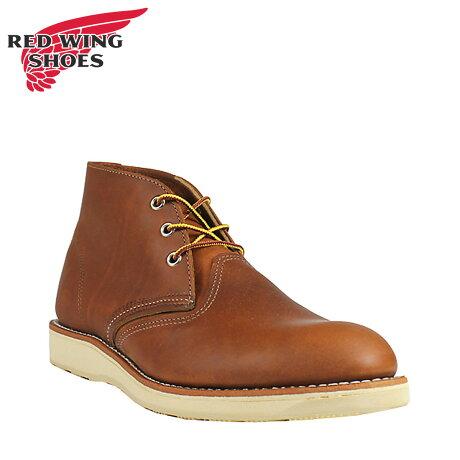 レッドウィング RED WING ブーツ チャッカブーツ CLASSIC CHUKKA クラシック チャッカ Dワイズ 3140 レッドウイング ワークブーツ メンズ [予約商品 2/10頃入荷予定 追加入荷]