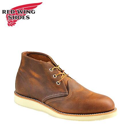 レッドウィング RED WING ブーツ チャッカブーツ CLASSIC CHUKKA クラシック チャッカ Dワイズ 3137 レッドウイング ワークブーツ メンズ [予約商品 2/10頃入荷予定 追加入荷]