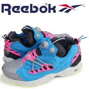 リーボックポンプフューリースニーカーReebokINSTAPUMPFURYROADTRAR0013メンズ靴ターコイズ[8/9新入荷]