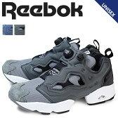Reebok リーボック ポンプフューリー スニーカー INSTAPUMP FURY TECH AR0624 AR0625 メンズ レディース 靴 ブラック ネイビー