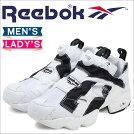 ReebokリーボックポンプフューリースニーカーINSTAPUMPFURYOBAR1413メンズレディース靴ホワイト