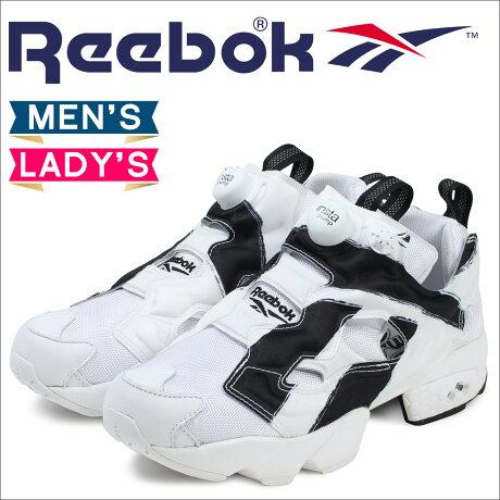 リーボック ポンプフューリー スニーカー Reebok INSTAPUMP FURY OB AR1413 レディース メンズ 靴 ホワイト