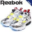 リーボック ポンプフューリー スニーカー Reebok メンズ レディース INSTA PUMP FURY OG VP AR1445 靴 シルバー [2/1 新入荷]