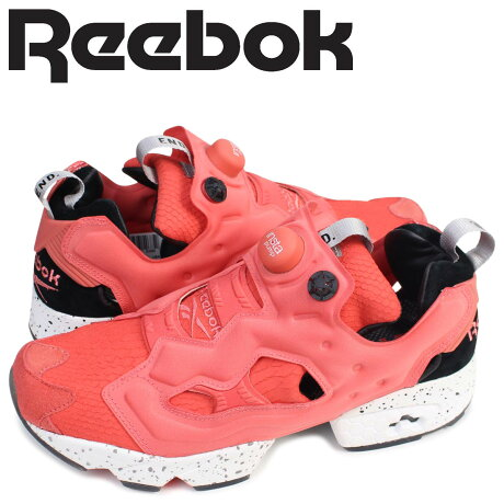 Reebok ポンプフューリー スニーカー エンド コラボ リーボック END INSTAPUMP FURY OG PINK SALMON BD3346 メンズ 靴 サーモンピンク [予約商品 5/18頃入荷予定 再入荷]