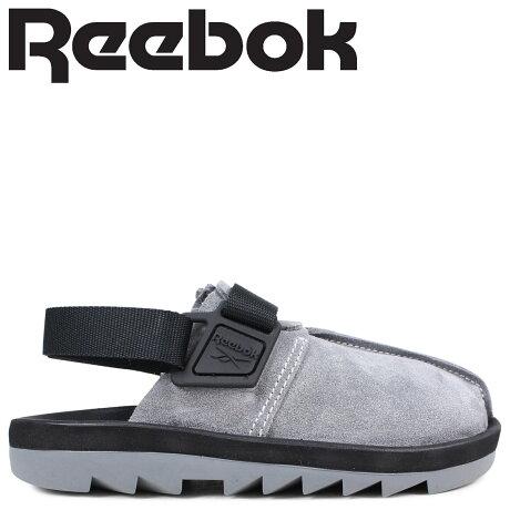 Reebok ビートニック レディース メンズ サンダル リーボック BEATNIK CN3730 グレー [3/16 新入荷]