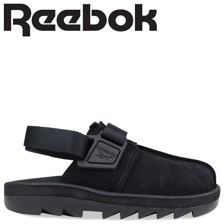 Reebok ビートニック レディース メンズ サンダル リーボック BEATNIK CN3732 ブラック [3/16 新入荷]