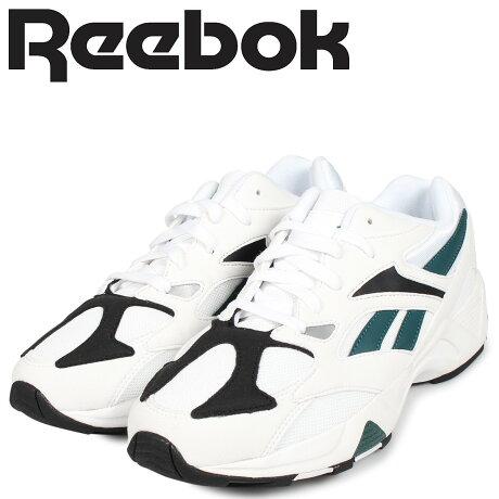 リーボック Reebok アズトレック 96 スニーカー メンズ AZTREK 96 OG ホワイト 白 DV6757 [予約商品 10/11頃入荷予定 新入荷]