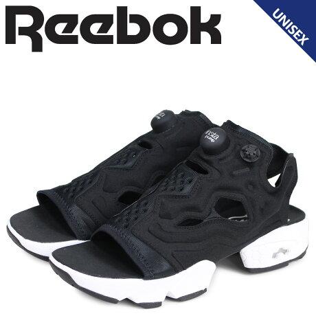 リーボック Reebok インスタ ポンプフューリー サンダル スポーツサンダル メンズ レディース INSTAPUMP FURY SANDAL ブラック 黒 DV9699 [7/12 追加入荷]