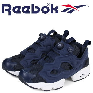 【最大600円OFFクーポン】 Reebok リーボック ポンプフューリー スニーカー INSTAPUMP FURY OG V65752 メンズ レディース 靴 ネイビー