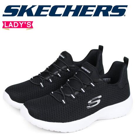 スケッチャーズ SKECHERS ダイナマイト レディース スニーカー DYNAMIGHT 12119 ブラック [7/6 追加入荷]
