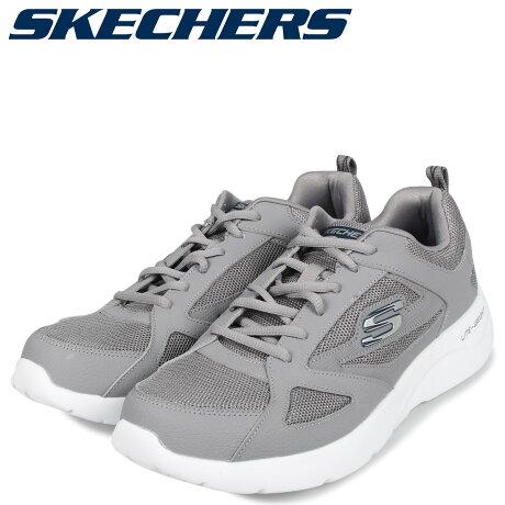 スケッチャーズ SKECHERS ダイナマイト2.0 スニーカー メンズ DYNAMIGHT 2.0 FALLFORD グレー 58363 [10/3 新入荷]