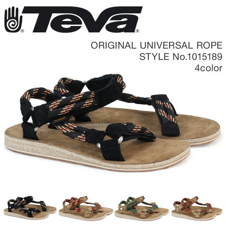 Teva テバ サンダル メンズ オリジナル ユニバーサル ロープ ORIGINAL UNIVERSAL ROPE MENS 1015189