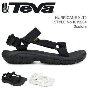 テバ Teva サンダル メンズ ハリケーン XLT2 HURRICANE ブラック 黒 ホワイト 白 1019234