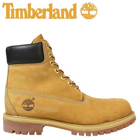 Timberland MENS 6-INCH PREMIUM WATERPROOF BOOTS ティンバーランド ブーツ メンズ 6インチ イエロー 10061 [9/13 追加入荷]