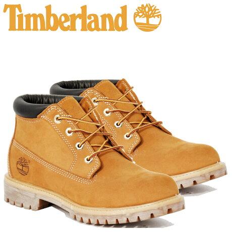 ティンバーランド ブーツ チャッカ メンズ Timberland WATERPROOF CHUKKA BOOT 23061 Wワイズ 防水 [予約商品 7/7頃入荷予定 追加入荷]