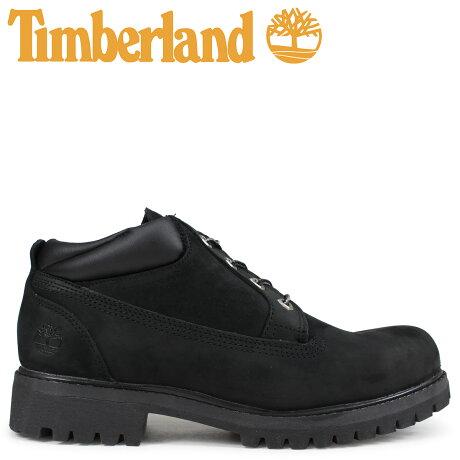 ティンバーランド ブーツ メンズ Timberland オックスフォード CLASSIC OXFORD WATERPLOOF BOOTS 73537 Wワイズ クラシック ブラック 防水 [9/13 再入荷]