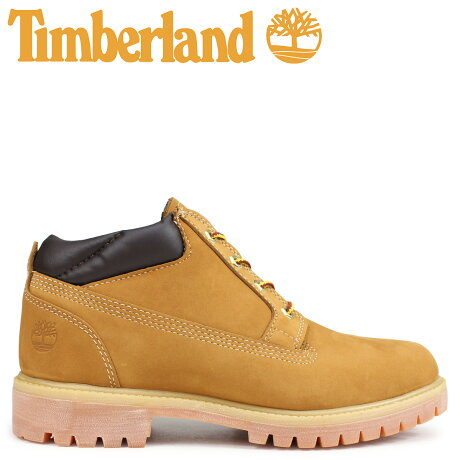 ティンバーランド ブーツ メンズ Timberland オックスフォード PREMIUM WATERPLOOF OXFORD 73538 Wワイズ プレミアム ウィート 防水 [予約 2/14 追加入荷予定]