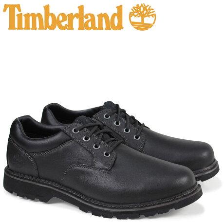 Timberland オックスフォードシューズ メンズ ティンバーランド WOODMONT OXFORD SHOES A17YG Wワイズ ブラック [3/8 新入荷]