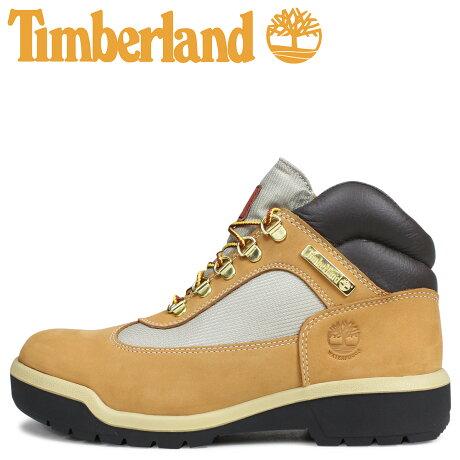 ティンバーランド Timberland フィールド ブーツ メンズ FIELD BOOT F/L WP 防水 ウィート ベージュ A18RI [予約 2/14 追加入荷予定]
