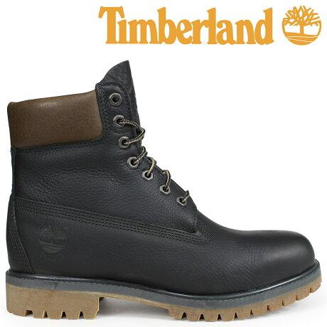 ティンバーランド ブーツ メンズ 6インチ Timberland HERITAGE 6-INCH PREMIUM BOOTS A1R1A Wワイズ ダークグレー [予約商品 9/5頃入荷予定 新入荷]