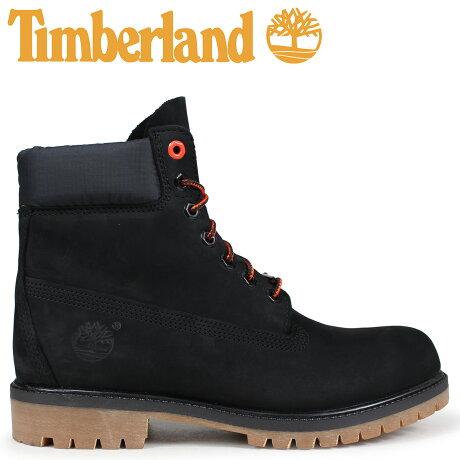ティンバーランド ブーツ メンズ 6インチ Timberland 6-INCH PREMIUM BOOTS A1U7M Wワイズ ブラック [予約商品 10/11頃入荷予定 新入荷]