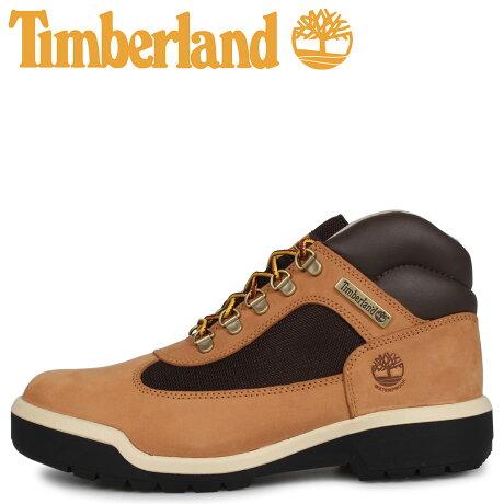 ティンバーランド Timberland ブーツ フィールドブーツ メンズ ウォータープルーフ FIELD BOOT F/L WATERPROOF ベージュ A1XP5 [9/30 新入荷]