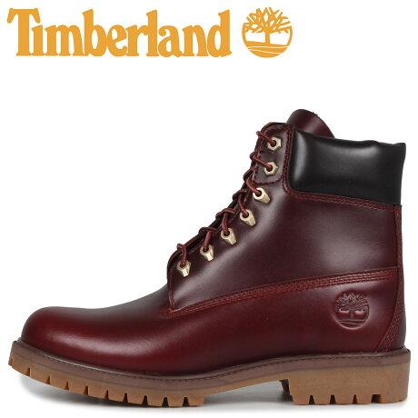 ティンバーランド Timberland ブーツ 6インチ クラシック メンズ ウォータープルーフ 6INCH CLASSIC WATERPROOF BOOT ブラウン A22W9 [9/19 新入荷]