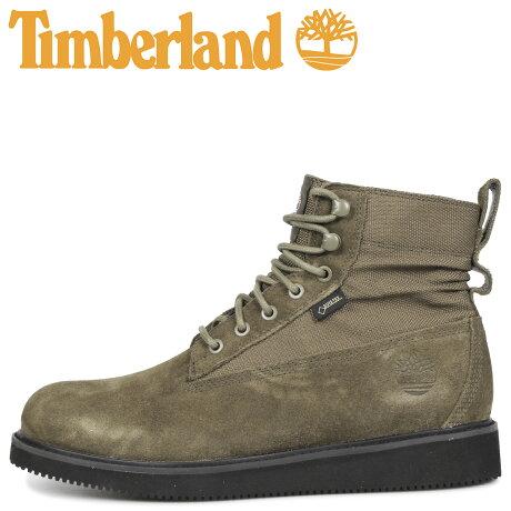 ティンバーランド Timberland ブーツ 6インチ プレミアム メンズ ウォータープルーフ 6INCH PREMIUM VIBRAM オリーブ A264H [予約商品 9/20頃入荷予定 新入荷]