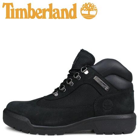 ティンバーランド Timberland フィールド ブーツ メンズ FIELD BOOT F/L WATERPROOF Mワイズ 防水 ブラック 黒 A1A12 [予約 2/14 追加入荷予定]