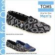 TOMS SHOES トムズ シューズ スリッポン MEN'S SEASONAL CLASSICS トムス トムズシューズ メンズ [N20]